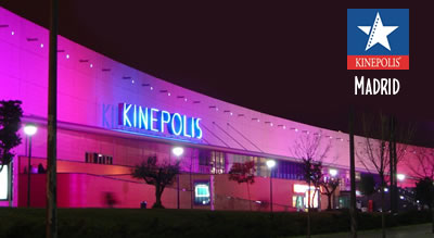 Cines Kinepolis Madrid